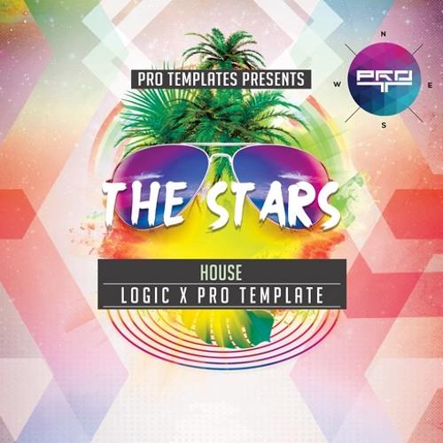The Stars Logic X Pro Template