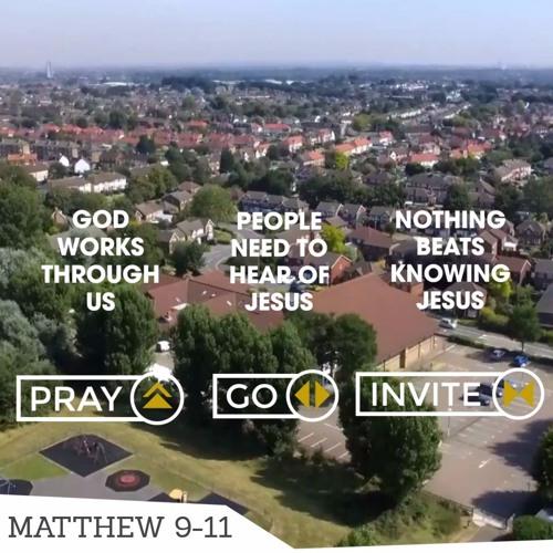 Pray Go Invite