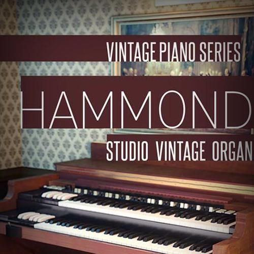 8Dio Hammond Vintage Organ: