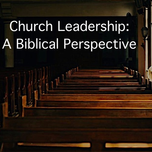 biblical approach to leadership