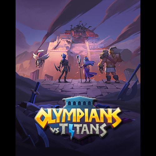 2017 - Olympians Vs. Titans