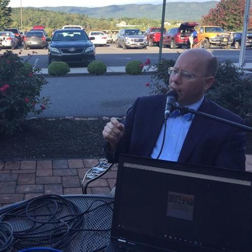 News Talk 103.7FM Welcomes State Rep. Paul Schemel 15 Sep 17