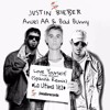 La Última Vez Remix - Anuel AA Ft Justin Bieber Bad Bunny (Official Audio) Portada del disco