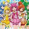 Download Glitter Force - lucky girl Mp3