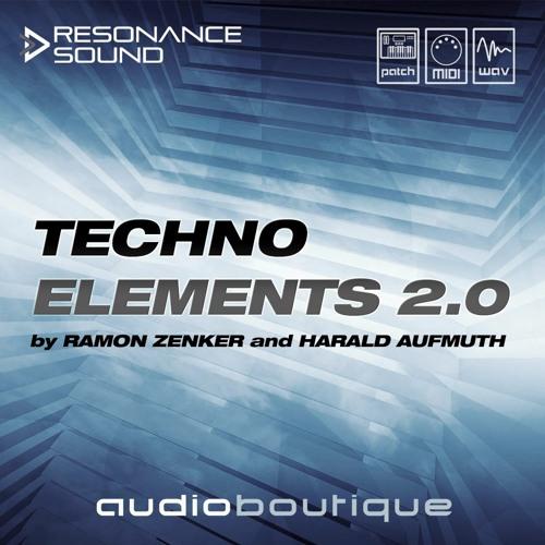 Audio Boutique - Techno Elements 2.0