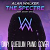 Alan Walker - The Spectre (Piano Cover Davy Quequin) mp3