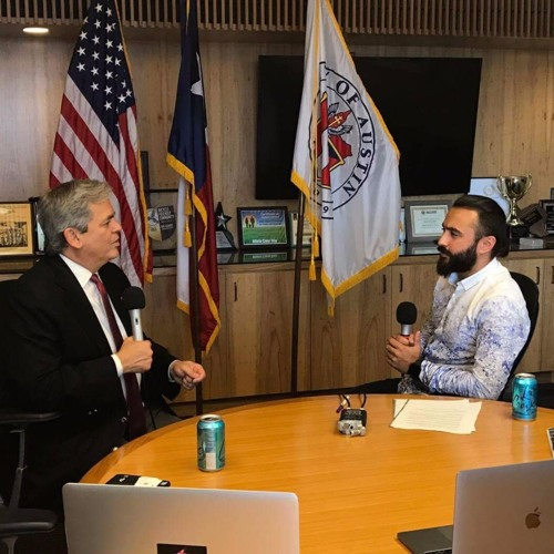 #1 Mayor Adler on Decision-Making, Communication, and Happiness