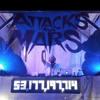 Tanaka at Attacks From Mars, Burning Man, Black Rock City, USA