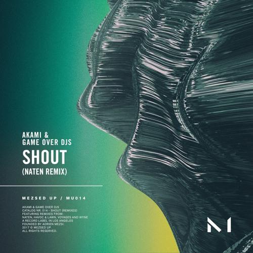 Akami & Game Over Djs - Shout ( Naten Remix )