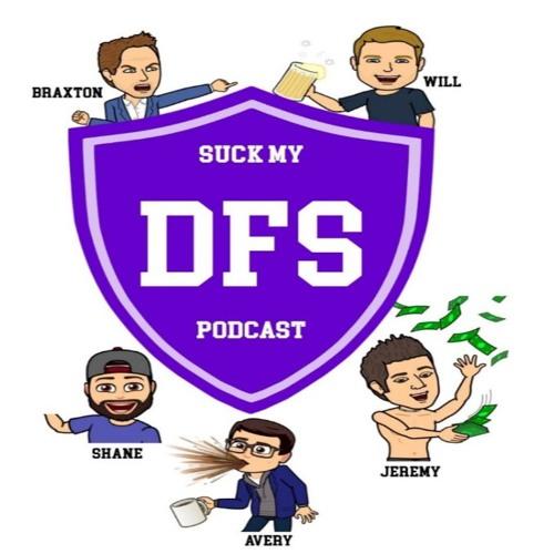 Suck My DFS Week 1- 9/8/17