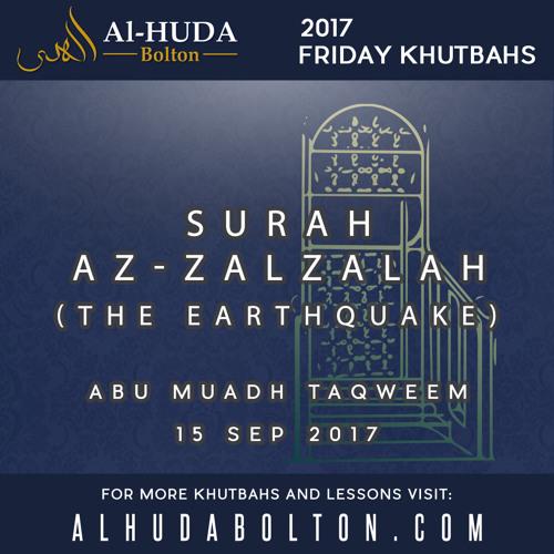 Surah Az-Zalzalah (The EarthQuake)