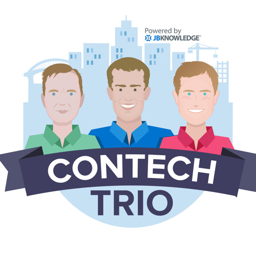 ConTechTrio 86: Building R&D Programs with Danny Owens from Holder Construction