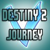 Destiny 2 - Journey [EPIC METAL COVER] (Little V)