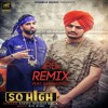SO HIGH UCHIYAAN GALLAN (DHOL MIX) - SIDHU MOOSE WALA FEAT. DJ RB, DAMAN DHOLI