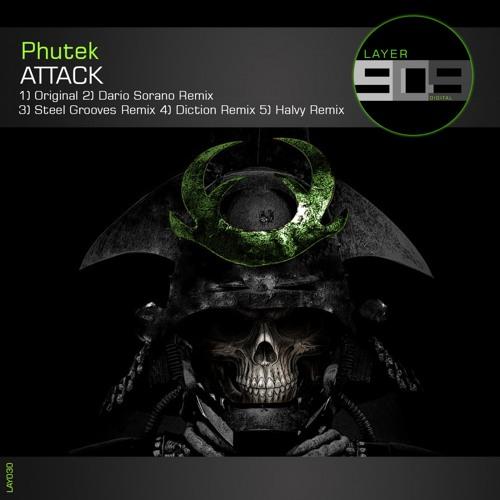 LAY030 : Phutek - Attack (Dario Sorano Remix)