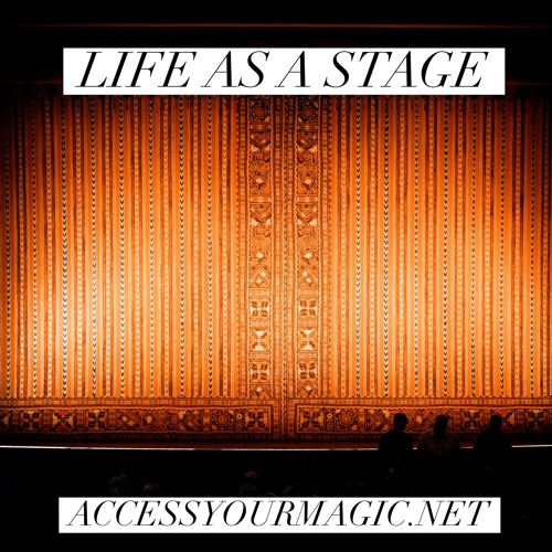 Watch/Acknowledge The Creation on Stage