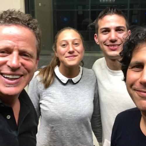 LSR40 PAUL SFORZA, STELLA ROSE & MATTEO SCHER