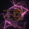 HAPPY BIRTHDAY ANDY #21old [FREE DOWNLOAD]