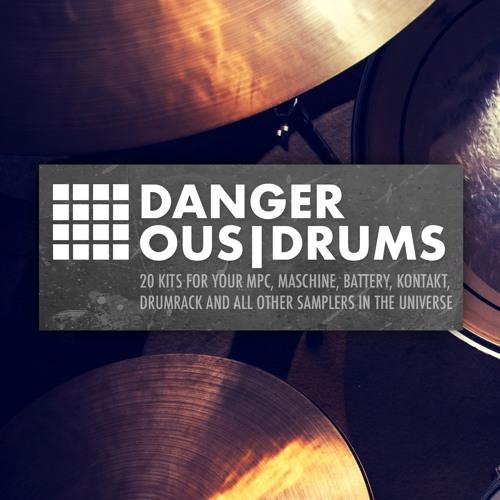Its Dangerous Drums - Drumkits by Marco Scherer