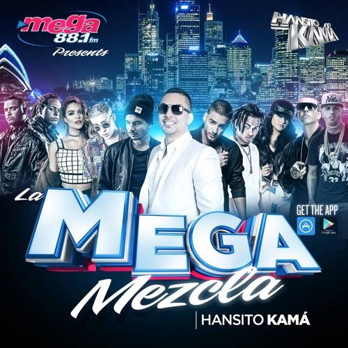 La Mega Mezcla Reggaeton 1.0 (Live on Mega 88.1)