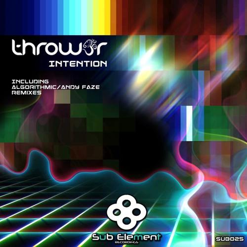 Throw3r - Intention (Original Mix)