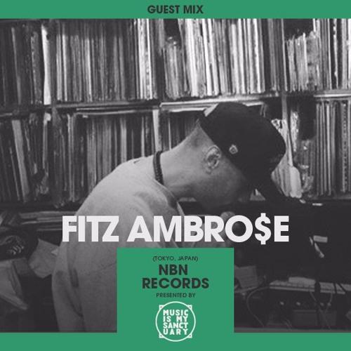 Fitz Ambro$e - Doe Quarterz Mix for Music is My Sanctuary