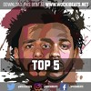 Kendrick Lamar x J Cole Type Beat x Logic x Meek Mill - Top 5| Wocki | Hiphop Rap Instrumental