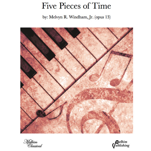 Five Pieces of Time (op. 13)