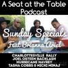 Sunday Specials (feat. Bri): Charlottesville, Joel Osteen, Tasha Cobbs & Nicki Minaj