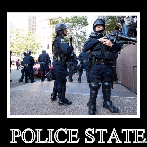 Ep 91 : The Police State In Suburbia