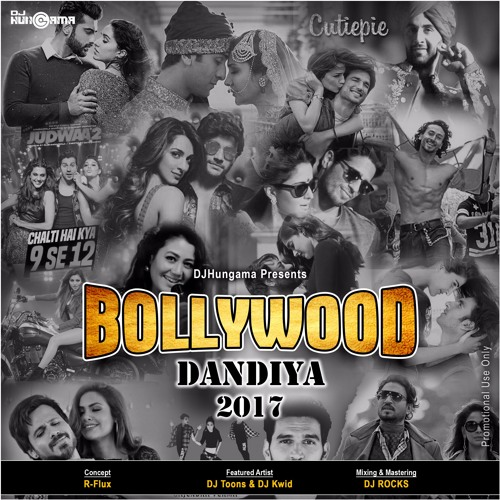Bollywood Dandiya 2017 By DJHungama