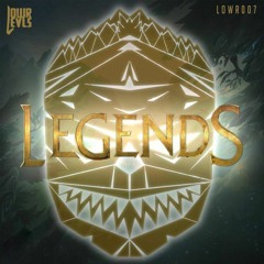 CROWELL - LEGENDS EP(OUT NOW)