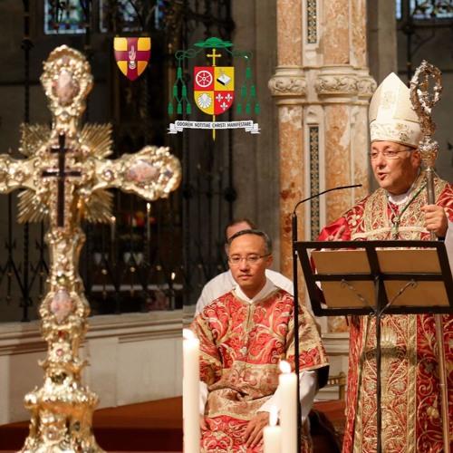 Kreuzerhöhungssonntag mit Bischof Wolfgang Ipolt