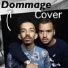 BIGFLO et OLI - Dommage  (guitar cover /bass solo)