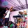 Poussière (Manu Falla)@the Ghana-Benin Jazz Connection concert 2015