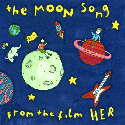 The Moon Song with 'pig'