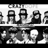 BTS/4MINUTE - Crazy/Dope
