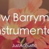 Drew Barrymore - SZA (Acoustic Instrumental)