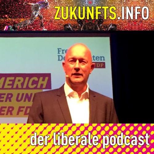 Wahlkampfhöhepunkt der Thüringer Liberalen: Thomas L. Kemmerich spricht im Erfurter Kaisersaal