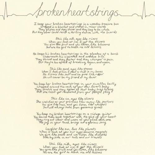 Broken Heart Strings By Marywebbsings Mary Webb Free Listening