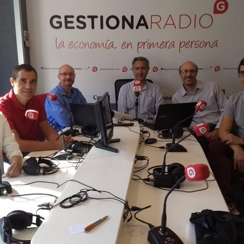 Los Institutos IMDEA han estado en Primera Hora con Javier García Mateo en Gestiona Radio
