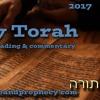 Torah Portion  Ha'azinu: (Deuteronomy 32)- The Song of Moses