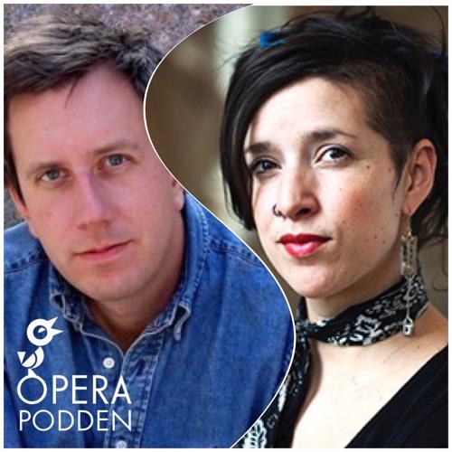 Avsnitt 30 - Turandot - Mellika Melouani Melani och Eric Schüldt