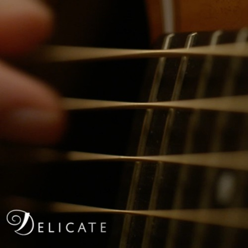 Delicate - Live Version from 'The Kitchen Sessions'