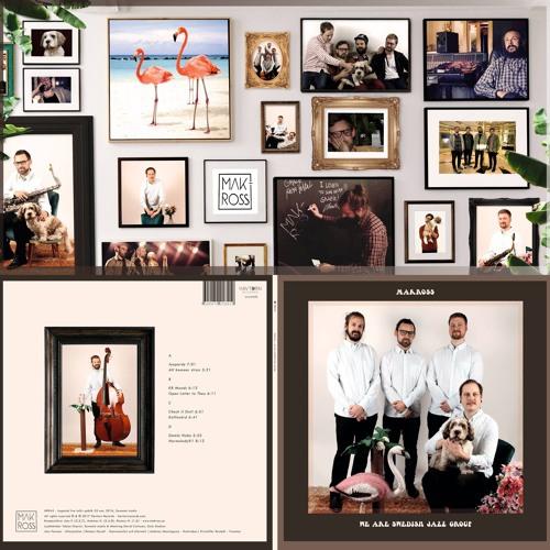 Makross-We are swedish jazz group