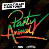 Charly Black & Luis Fonsi - Party Animal (Day Kingsley Moombahton Edit) Portada del disco
