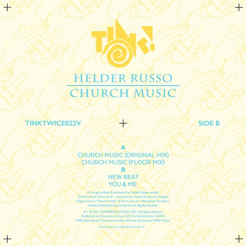 Helder Russo - Church Music EP