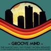 Groove Mind - The Magician / My Funky Worm (remixed) /TEASER/