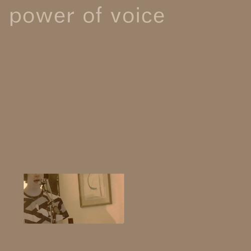 derek piotr - power of voice