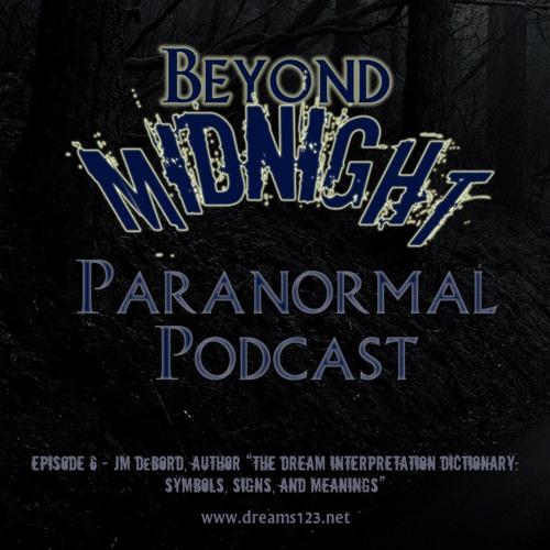 Episode 6: Author and Dream Expert JM DeBord